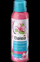 Balea Duschschaum Hawaiian Dream - Пена для душа Гавайские мечты, с ароматом цветов Тиаре, 200 мл