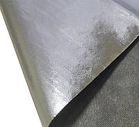 Фольгированное полотно (нетканое полотно и алюмин. фольга)