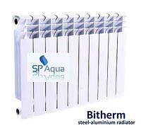 Радиатор биметаллический Bitherm 80х500 (10 секций)