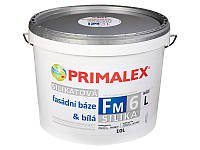 Силікатна фасадна фарба Primalex Fasad FM6.