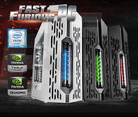 Графическая станция FF Unlimited Xeon E5-2699v3 2.3GHz 18/36ядер / 128GB /24GB QUADRO-TESLA/ 1TB SSD