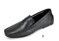 Мужские кожаные туфли Mida Мида арт 11089.42.р, фото 1