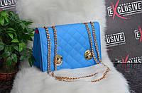 Яркая синяя сумочка., фото 1