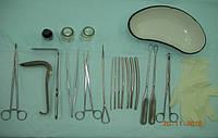 Набор инструментов для проведения искусственного аборта