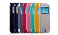Чехол для iPhone 5C - Momax Flip View case
