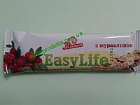 """Мультизлаковый батончик с клюквой """"EasyLife"""". 45 г"""
