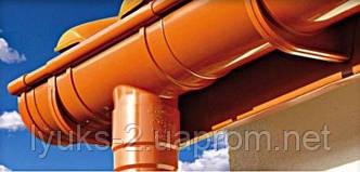 Обзор украинского рынка водосточных систем