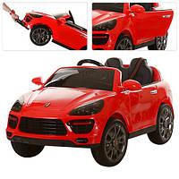Детский электромобиль M 3191EBLR-3 красный
