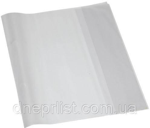 Обложки для тетрадей прозрачные, 100 мкм / с двойным швом, фото 2