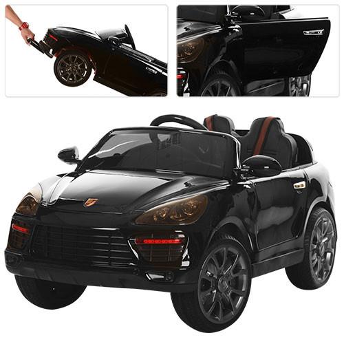 Детский электромобиль M 3191EBLRS-2 крашеный черный