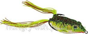 Жаба JAX.MAGIC FISH FROG 5 D 7см