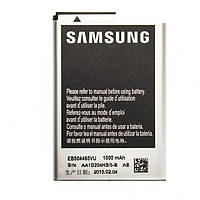 Оригинальный аккумулятор АКБ батарея Samsung S8500 Wave / EB504465VU 1500mAh