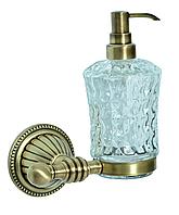 Дозатор жидкого мыла KUGU Hestia 914A antique