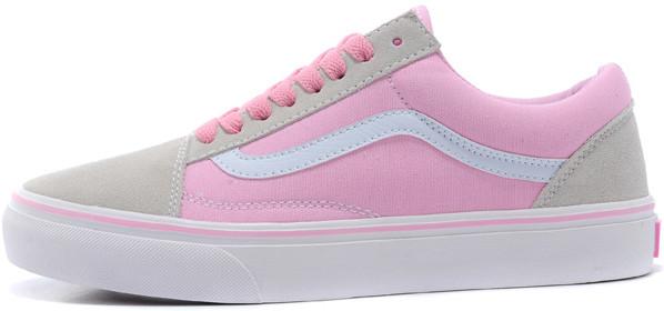 ac17fe42c416 Женские кеды Vans Old Skool Low Girls Shoe in Splendid life -  Интернет-магазин обуви