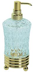 Дозатор жидкого мыла KUGU Hestia Freestland 930A antique