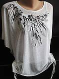 Красивые летние футболки из легкой ткани., фото 2