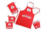 Кухонный текстильный набор Vinzer 89500