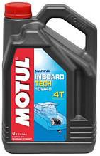 Масло MOTUL INBOARD TECH 4T 10W-40 5л (101753/106419)