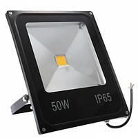 Прожектор LED 50w 6500K IP65 1LED LEMANSO чёрный / LMP2-50