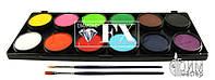 Палитра Diamond FX основные 12 цветов по 10 g.