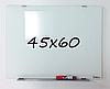 Дошка магнітно-маркерна скляна 45х60см, Tetris