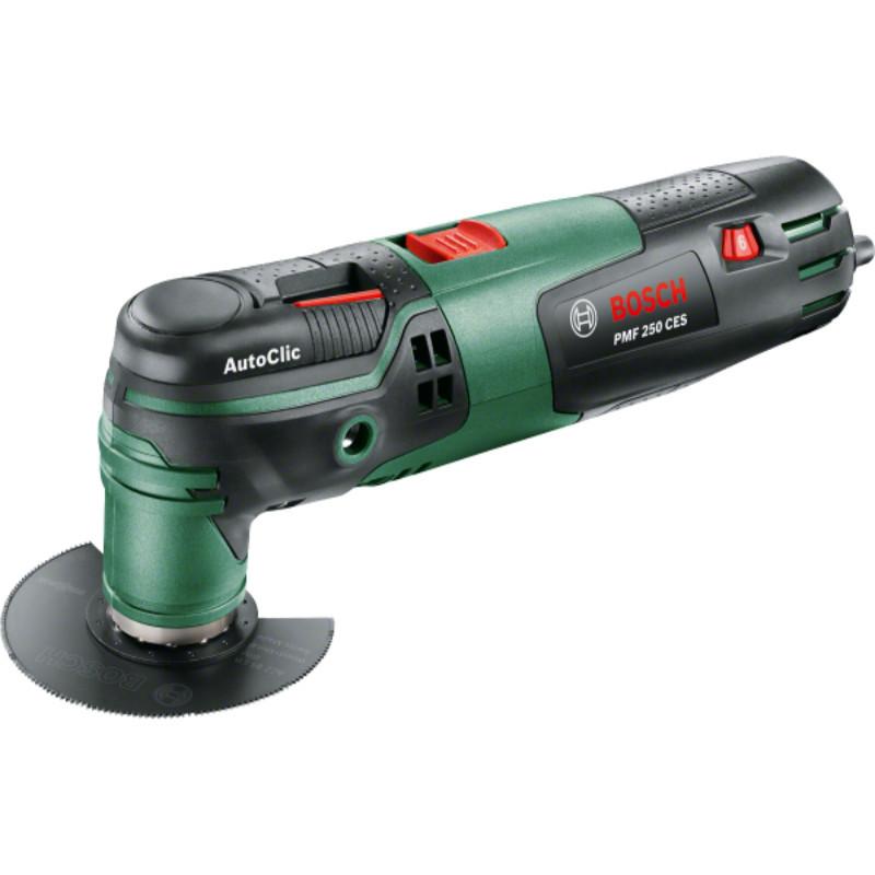 Многофункциональный инструмент (реноватор) Bosch PMF 250 CES, 0603102120