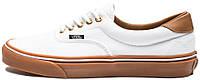 Мужские кеды Vans Era C&L True White/Classic Gum, мужские кеды, ванс