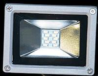 Наружный LED прожектор 5 Вт 6500K IP65 10LED LEMANSO серый / LMP7-5