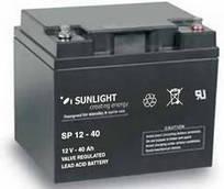 Аккумулятор Sunlight SPb 12-40
