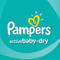 Підгузники Pampers Active Baby