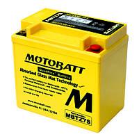Аккумулятор для мотоцикла гелевый MOTOBATT  AGM  7Ah  105A  размер 151 x 87 x 95 мм   MBTX7ABS