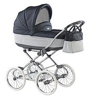 Универсальная детская коляска ROAN Marita Prestige S156 хром 14