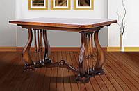 Стол обеденный Арфа раскладной массив сосна