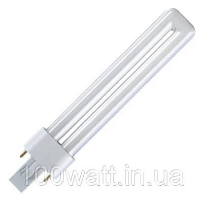 Лампа энергосберегающая PL 9 6400K G23 9w