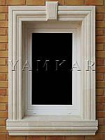 Обрамление оконных и дверных проемов
