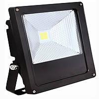 Прожектор LED 70w 6500K IP65 COB 4500LM LEMANSO чёрный / LMP2-70