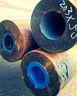 Труба круглая 203х50 ст.20 толстостенная