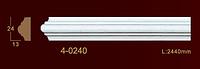 Молдинг профильный гибкий 4-0240