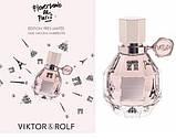 Женская оригинальная парфюмированая вода VICTOR & ROLF Flowerbomb de Paris 100ml  NNR ORGAP /0-011, фото 3