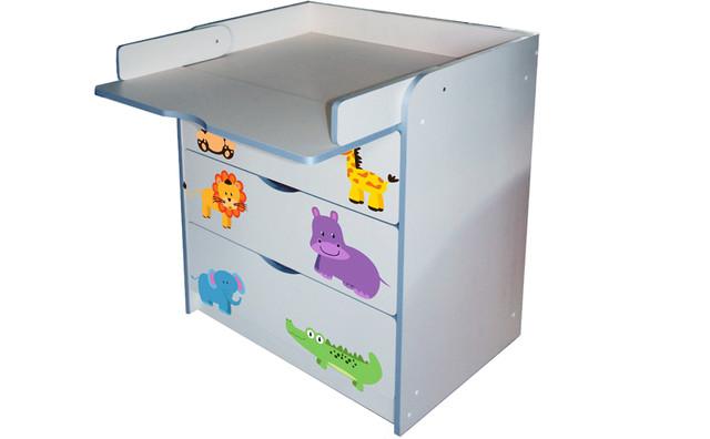 Комод пеленатор Киндер Кул для новорожденных купить http://кровать-машина.com.ua/ Бесплатная доставка!