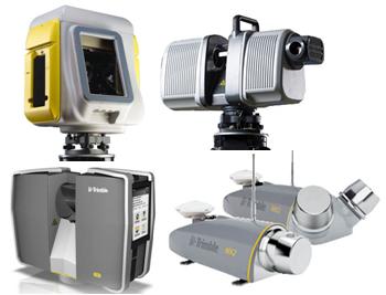 3D сканеры Trimble, FARO, Leica, Stonex