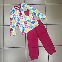 Детская Пижама Cigit для девочек оптом р.2-9 лет