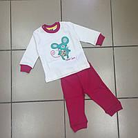 Детский Костюм для малышей Размер 3-6мес и 12-18мес