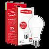 LED лампа MAXUS A65 12W яскраве світло 220V E27 (1-LED-564-P)