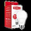 LED лампа MAXUS A60 10W яркий свет 220V E27 (1-LED-562-P)
