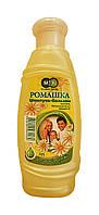 Шампунь-бальзам Pirana Ромашка с бета - каротином для всей семьи - 300 мл.