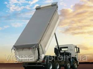 ПВХ Тент на грузовой автомобиль. Изготовление тентов под заказ.