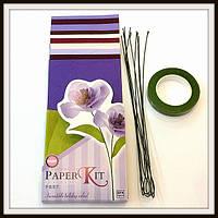 Набор для изготовления цветов из бумаги Анемоны