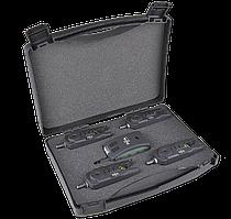 Набор сигнализаторов 4+1 Carp Zoom (цифровые,водонепроницаемые)