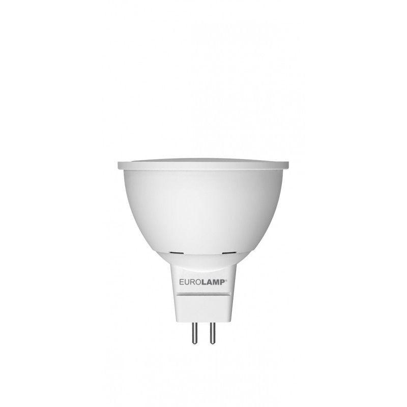 EUROLAMP LED Лампа ЕКО MR 16 5W GU5.3 4000K